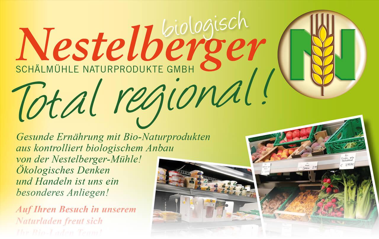 Total regional bei Nestelberger